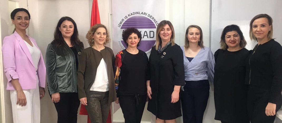 İzmirli ve Antepli iş kadınları ortak projede çalışacak